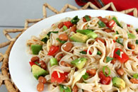 Fiesta Salad with Pinto Beans  Recipe
