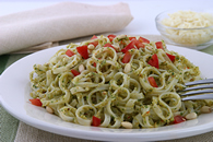 Picante Green Olive Pesto Recipe
