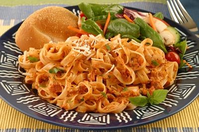 Notta Pasta with Vodka Sauce